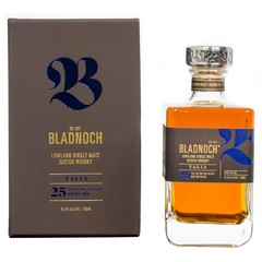 Whisky Single Malt De Lowland Bladnoch Talia 25 Años 700ml. - comprar online