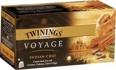Te Twinings  Indian Chai  Té Ingles Caja X 25 Saquitos. en internet