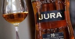 Whisky Single Malt Jura 10 Años 700ml En Estuche. - comprar online