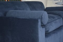 Blue Couch en internet