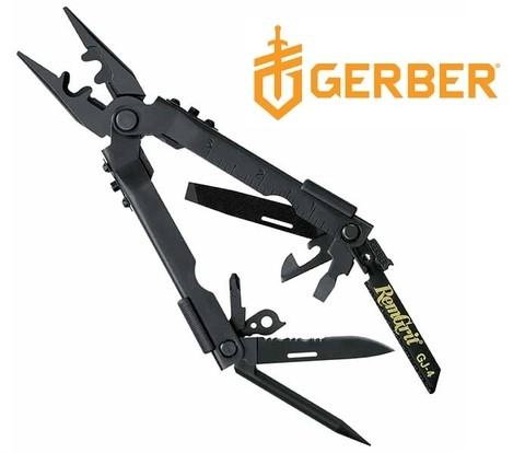 GERBER MP600 DET Pinza Multiuso Explosivos EOD MADE IN USA