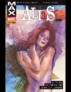 Alias #03 A vida secreta de Jessica Jones