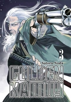Golden Kamuy #03