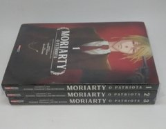Pack Moriarty vols. 1 a 3