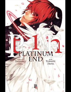Platinum End #01