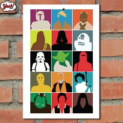 CHAPA STAR WARS CODIGO #9