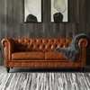 Sillon CHESTERFIELD 3 Cuerpos