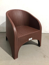 Sillon Alejo Chocolate