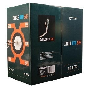 Bobina Cable UTP NG-UTP2 CAT 5e x 1m
