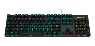 Teclado Gamer PHILIPS Mecanico G401
