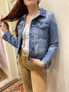 Campera Jean Jacket Maiden Sweet en internet