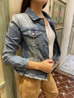Campera Jean Jacket Maiden Sweet