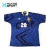 Camiseta alternativa Brasil 1994 #20 Ronaldo