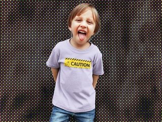 CAMISETA  CAUTION - buy online