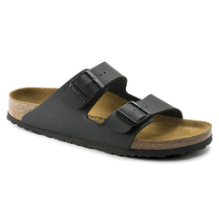 Sandalia Birkenstock Arizona Birko Flor Black Regular (B9516C) 00 en internet