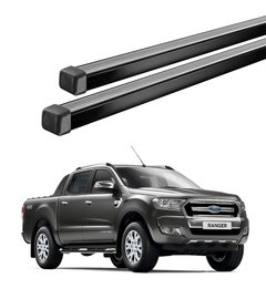 Barras Portaequipaje Thule SquareBar Ford Ranger Limited 2011-2018 Barras Longitudinales - Thuway