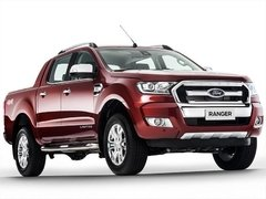 Barras Portaequipaje Thule SquareBar Ford Ranger Limited 2011-2018 Barras Longitudinales - Thuway - Thuway Equipment, Bike & Adventure
