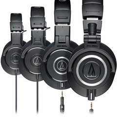 Audio Technica Ath-m30x Auriculares Profesionales - circularsound