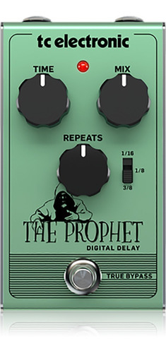 Pedal De Efecto Tc Electronic The Prophet Digital Delay