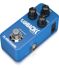 Pedal Tc Electronic Flashback Mini Delay - circularsound