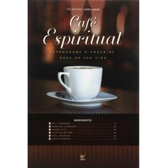 LV0080 - Café Espiritual - Bill Johnson