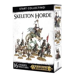 START COLLECTING! SKELETON HORDE - Warhammer Age of Sigmar