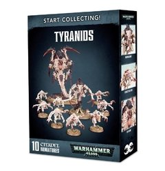 START COLLECTING! TYRANIDS - Warhammer 40k