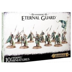 Vanderers Ethernal Guard - Age of Sigmar