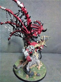 Skarbrand The Bloodthirster - Age of Sigmar - 40K (Pintado) - Pittas Board Games