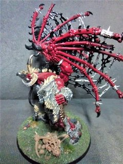 Skarbrand The Bloodthirster - Age of Sigmar - 40K (Pintado) na internet