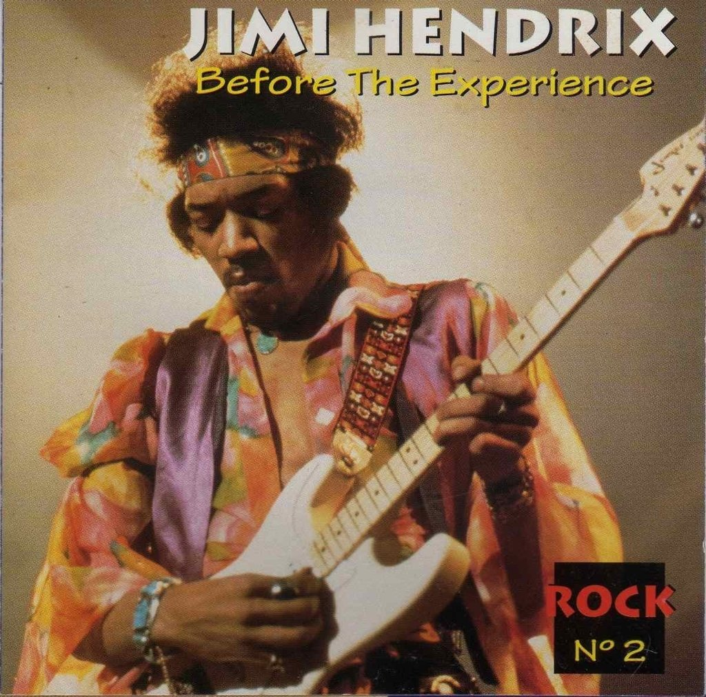 CD Jimi Hendrix - Before the experience