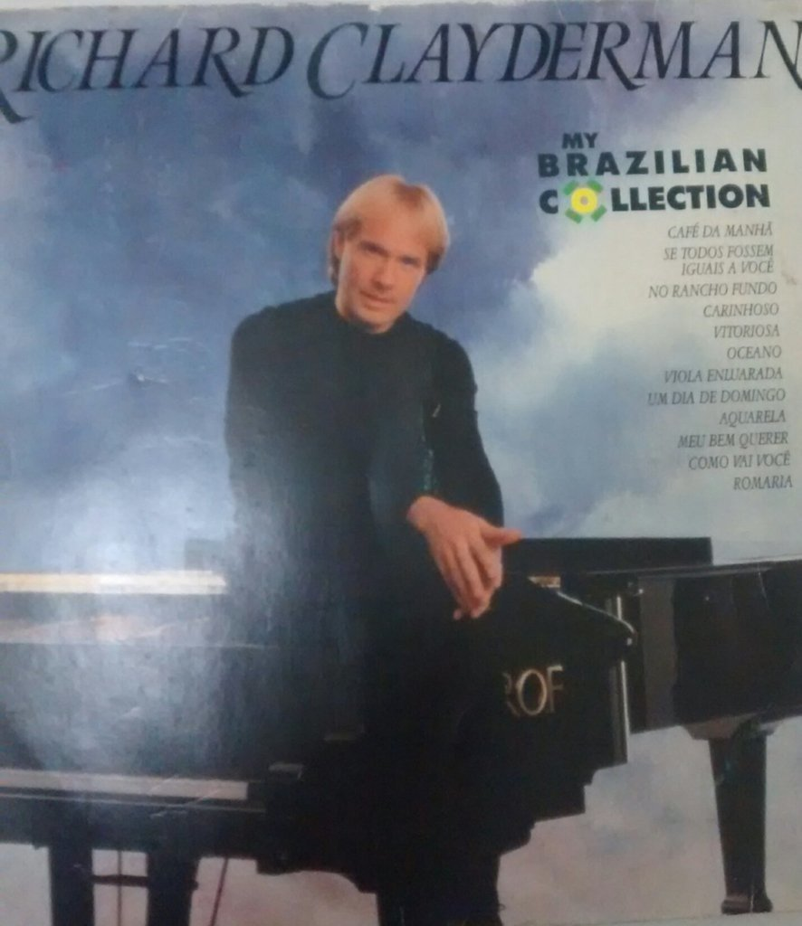 LP My brasilian collection