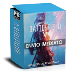 BATTLEFIELD V PC - ENVIO DIGITAL