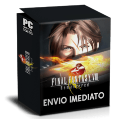 FINAL FANTASY VIII REMASTERED PC - ENVIO DIGITAL