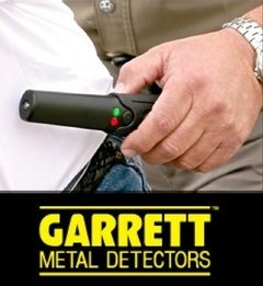 DETECTOR DE METAL GARRETT TACTICAL HAND HELD - THD na internet