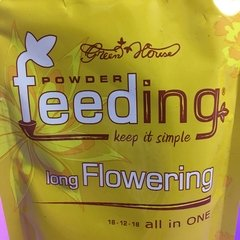 "Powder Feeding ""Long Flowering"" x 10GR, Fertilizantes GreenHouse - Vaporever - comprar online"