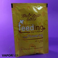 "Powder Feeding ""Long Flowering"" x 10GR, Fertilizantes GreenHouse - Vaporever"