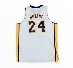 "Adidas NBA Los Angeles Lakers ""BRYANT"" 24 Swingman Jersey (XXL) Vintage en internet"