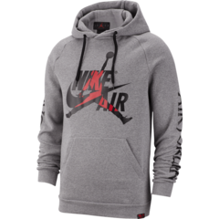 AIR JORDAN JUMPMAN CLASSICS FLEECE PULLOVER HOODIE
