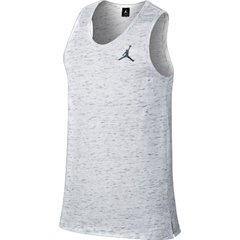 Jordan All Star Gra/White Tank Top (2XL)