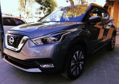 Nissan Kicks Exclusive 1.6 CVT - Automotores España