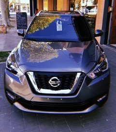 Nissan Kicks Exclusive 1.6 CVT