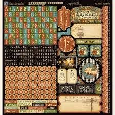 Graphic 45 Deluxe Edition Pack Old Curiosity Shoppe / Colección Deluxe Old Curiosity Shoppe - comprar online