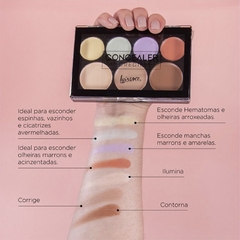 Paleta de correctores INCREDIBLE- LUISANCE