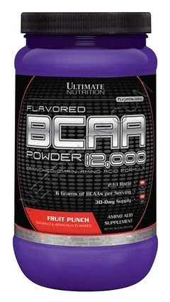 BCAA 12000 (60 Serv) - Ultimate Nutrition