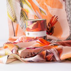 MUTUALISMO - VALISSE · 100% SILK SCARVES · A PIECE OF ART ·