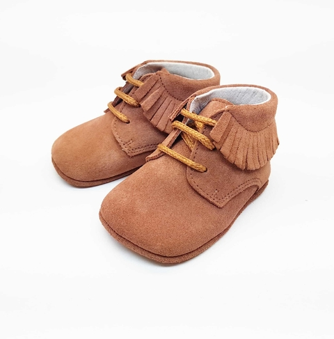 Bototo gateador color camel