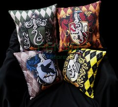Set x 4 Casas Hogwarts - Harry Potter