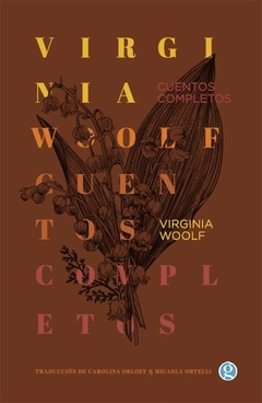 Cuentos completos - Virginia Woolf - Ediciones Godot