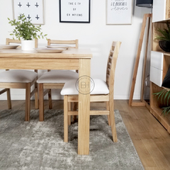 COMBO ASIA ALL WOOD + SILLA IARA
